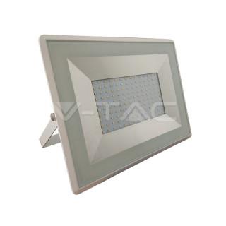 V-TAC VT-46200 Faretto LED SMD 200W Ultra Sottile da esterno Bianco I-SERIES