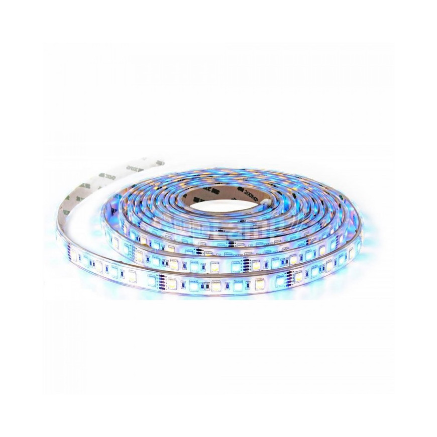 V-Tac VT-5050 Striscia LED SMD 5050 RGB+Bianco Multicolore 60 LED/metro in bobina da 5 metri
