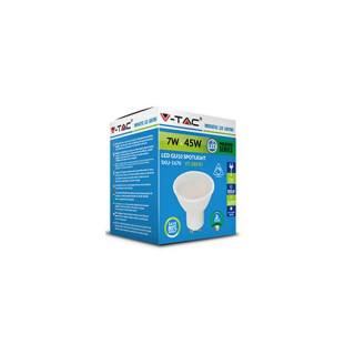 Confezione V-Tac VT-2887D Faretto LED GU10 7W SMD Spotlight Dimmerabile