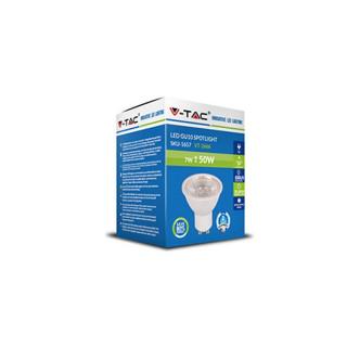 Confezione V-Tac VT-2666 Faretto LED GU10 7W SMD Spotlight