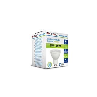 Confezione V-Tac VT-2778 Faretto LED GU10 7W SMD Spotlight