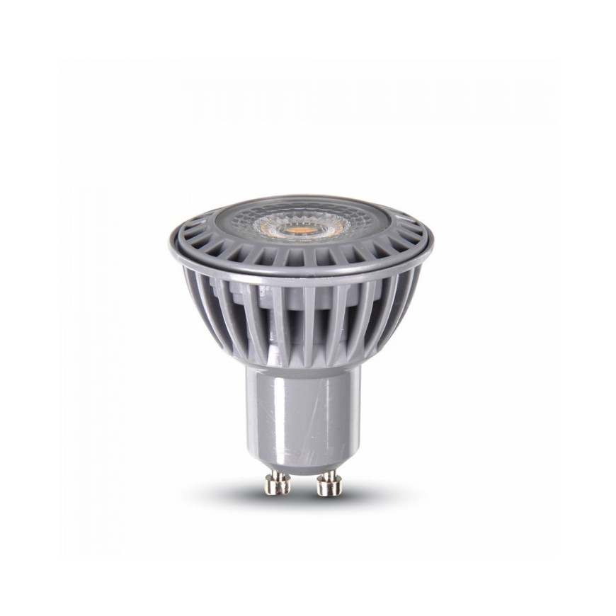 V-Tac VT-1860D Faretto LED GU10 6W COB Spotlight Dimmerabile