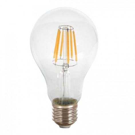 V-TAC VT-1978 Lampadina LED E27 8W Bulbo A67 Filamento