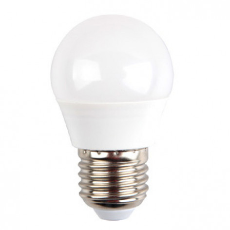 V-Tac VT-246 Lampadina LED E27 5,5W Miniglobo G45