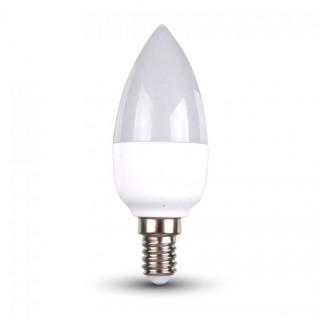 V-Tac VT-226 Lampadina LED E14 6W Candela