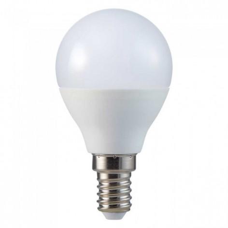 V-Tac VT-1880 Lampadina LED E14 6W Miniglobo P45