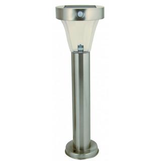 Velamp SL420 Lampada da Terra LED 2,2W con Pannello Solare e Sensore Di Movimento