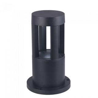 V-TAC VT-830 Lampada LED 10W da Giardino Con Fissaggio A Terra COB Colore Nero IP65