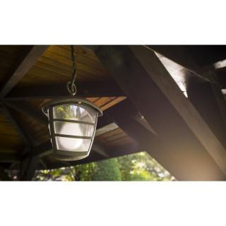 Kanlux RILA 81-PEND Portalampada Da Giardino Wall LIGHT Con Attacco A Soffitto per Lampadine E27