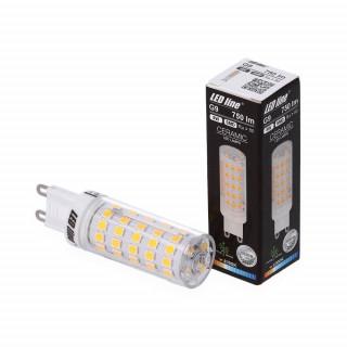 Led Line Lampadina LED G9 8W SMD Bulbo Ceramic