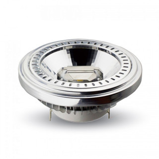 V-Tac VT-1110 Faretto Downlight LED G53 15W COB 40° AR111 da Incasso