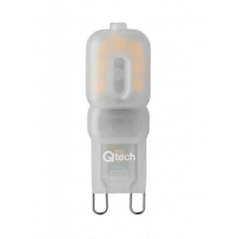 Qtech Lampadina LED G9 2,5W SMD Bulbo 300°