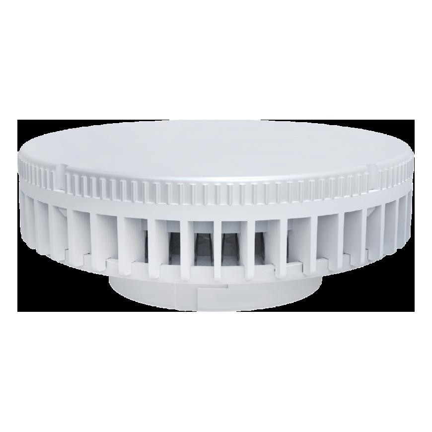Faretto Lampadina LED GX53 6W Bulb Disc Con Portalampada