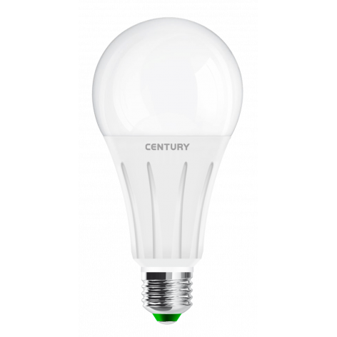 Century - Aria 140 Plus Lampadina LED E27 24W Bulbo A80 270°
