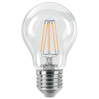 Century Goccia Incanto Lampadina LED E27 10W Bulbo Filamento A67