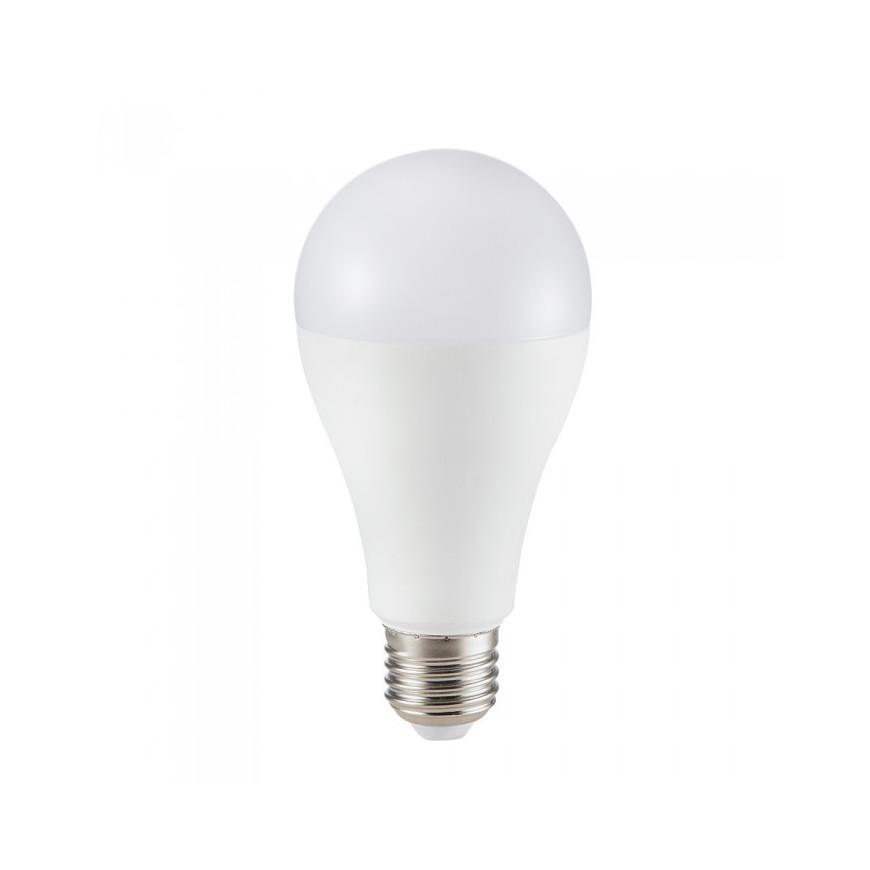 V-TAC VT-2099 Lampadina LED E27 9W Bulbo A60 200°