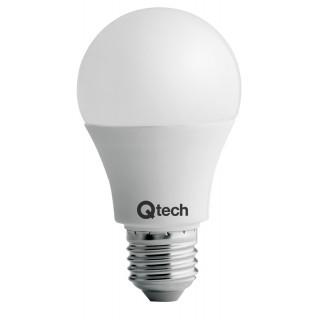 Qtech Lampadina LED E27 8W Bulbo A60 240°