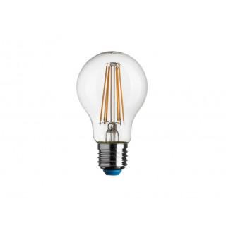 BOT LIGHTING Lampadina LED E27 8W Bulbo A60 Filamento Extra Lungo