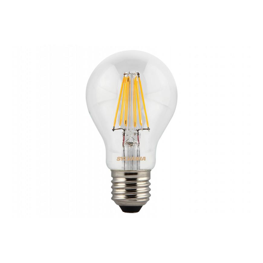 Sylvania Lampadina LED E27 7,5W Bulbo A60 Filamento