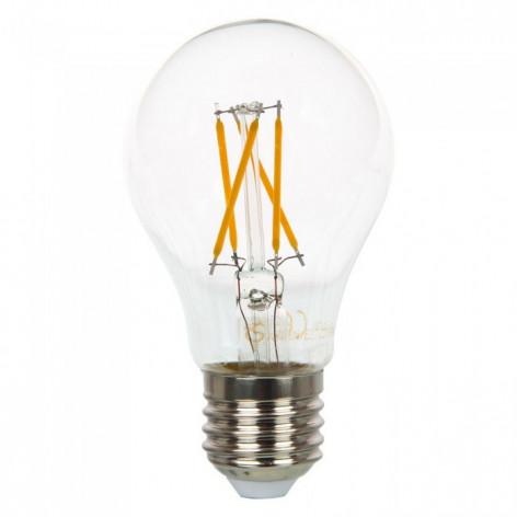 Disegno tecnico V-Tac VT-1885 Lampadina LED E27 4W Bulbo A60 Filamento