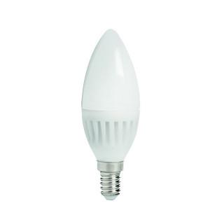 Kanlux Lampadina LED E14 8W Candela Dun Hi in Ceramica