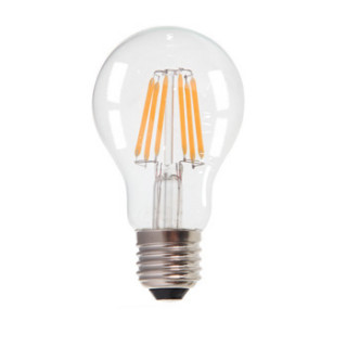 V-Tac VT-1887 Lampadina LED E27 6W Bulbo A60 Filamento
