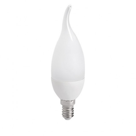 Kanlux Lampadina LED E14 6,5W Candela Fiamma