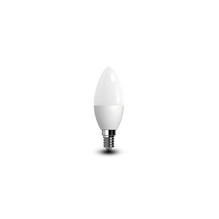 Duralamp Ecoled Up Lampadina LED E14 6W Candela