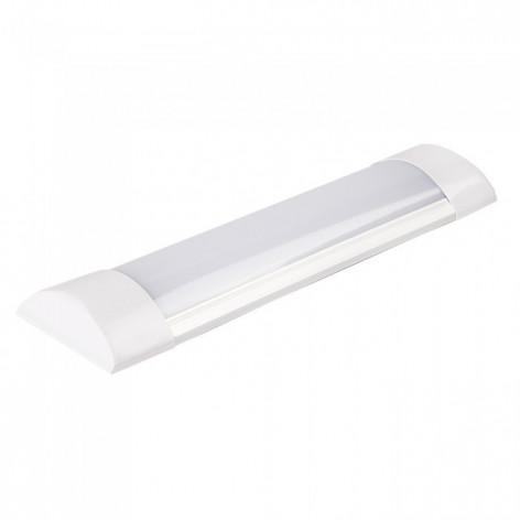 V-Tac PRO VT-8-10 Tubo LED Plafoniera  Prismatico 10W 30cm con Chip Samsung