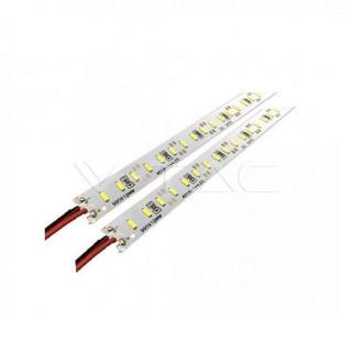 V-Tac VT-4014 Striscia LED SMD 4014 Monocolore 144 LED per metro - 2 Barre Rigide da 1 metro