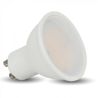 Faretto LED GU10 5W SMD Spotlight 110° con Chip Samsung