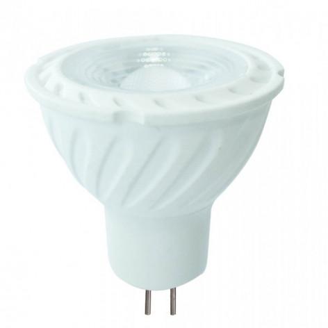 V-TAC PRO VT-267 Faretto LED GU5.3 MR16 6,5W SMD Spotlight 38° con Chip Samsung