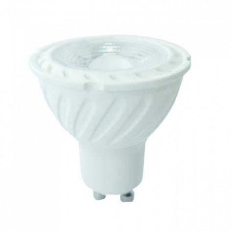 V-Tac PRO VT-277 Faretto LED GU10 7W SMD Spotlight 38° con Chip Samsung