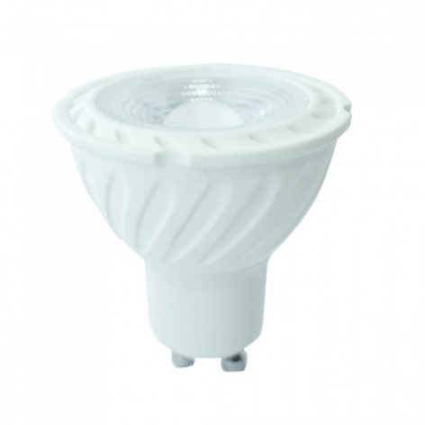 V-TAC PRO VT-247D Faretto LED GU10 6,5W SMD Spotlight Dimmerabile 110° con Chip Samsung