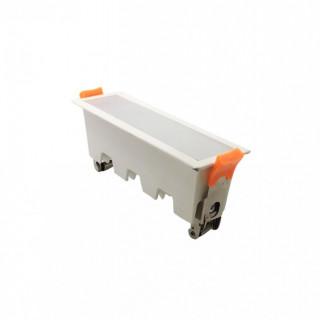 V-TAC VT-10001 PANNELLO LED LINEARE 10W SMD DA INCASSO CON DRIVER INCLUSO