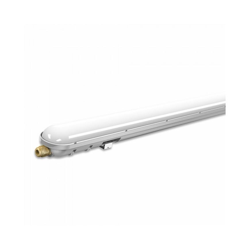 Tubo LED Plafoniera 36W 120 cm Impermeabile 5d5e74a32514d