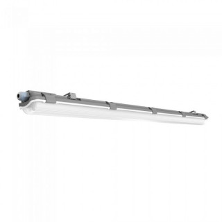 Plafoniera Singola Impermeabile con Tubo LED T8 G13 1x22W Lampadina 150 cm (tubo incluso)