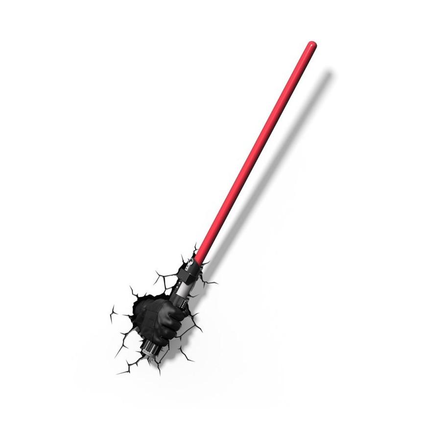 3DLightFX Star Wars Lampada LED 3D Spada Laser