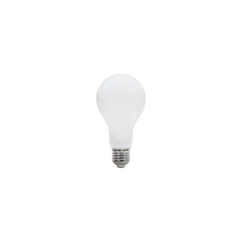 Life Lampadina LED E27 11W Bulbo A70 Filamento con vetro bianco