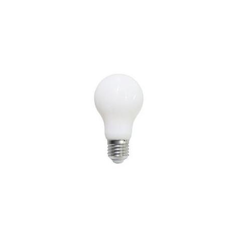 Life Lampadina LED E27 7,5W Bulbo A60 Filamento con vetro bianco