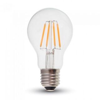 Lampadina LED E27 6W Bulbo A60 300° Filamento  5d63db97d09e4