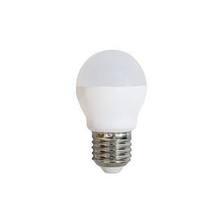 Life Lampadina LED E27 8W Miniglobo G45