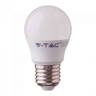 V-Tac VT-245 Lampadina LED E27 4.5W Miniglobo G45 con Chip Samsung
