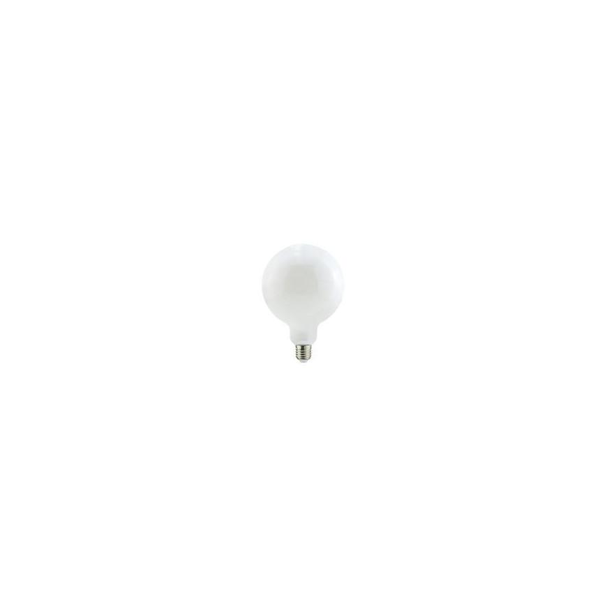 Lampadina LED E27 16W Globo G125  MILKY Filamento