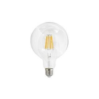 Lampadina LED E27 11W Globo G125  Filamento