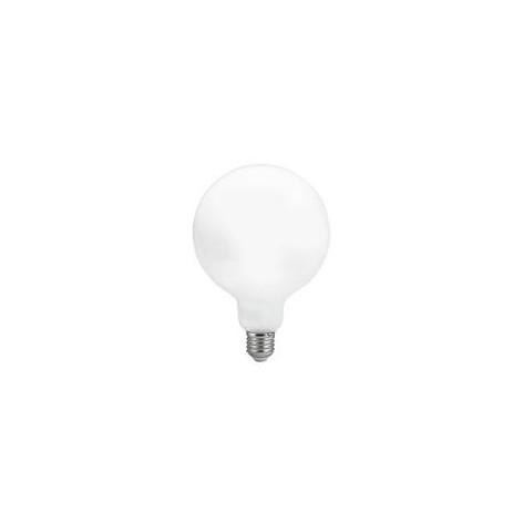 Lampadina LED E27 11W Globo G125 MILKY Filamento