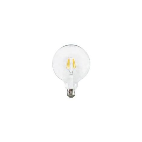 Lampadina LED E27 7,5W Globo G125 Filamento