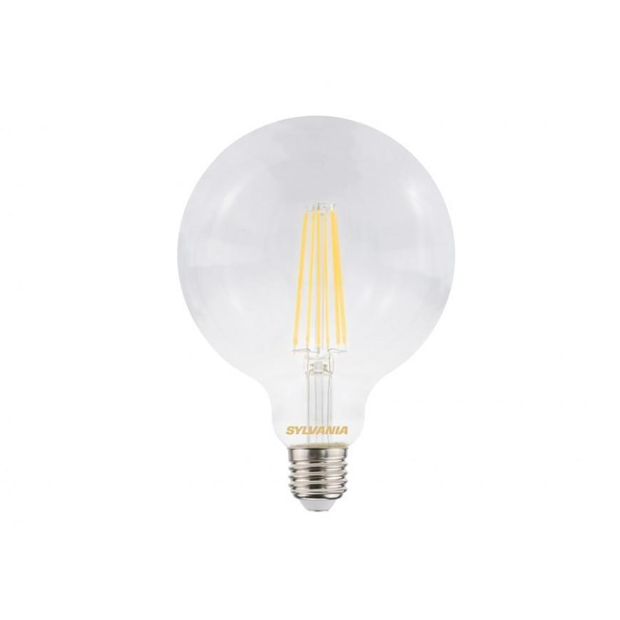 Lampadina LED E27 7,5W Globo G124 Filamento