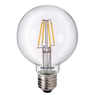 Lampadina LED E27 5W Globo G80 Filamento