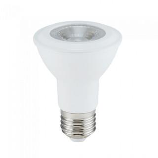 Lampadina LED E27 7W Par Lamp PAR20 40° con Chip Samsung